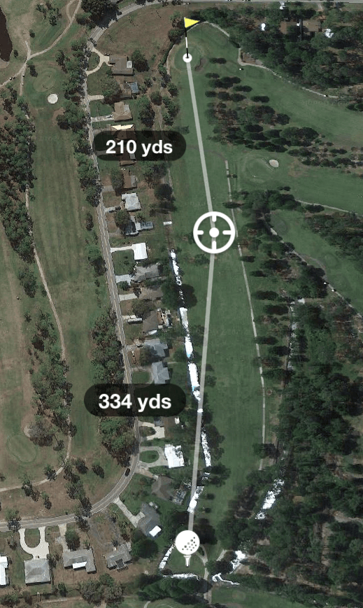 Hole 12 Par 5 534 Yards