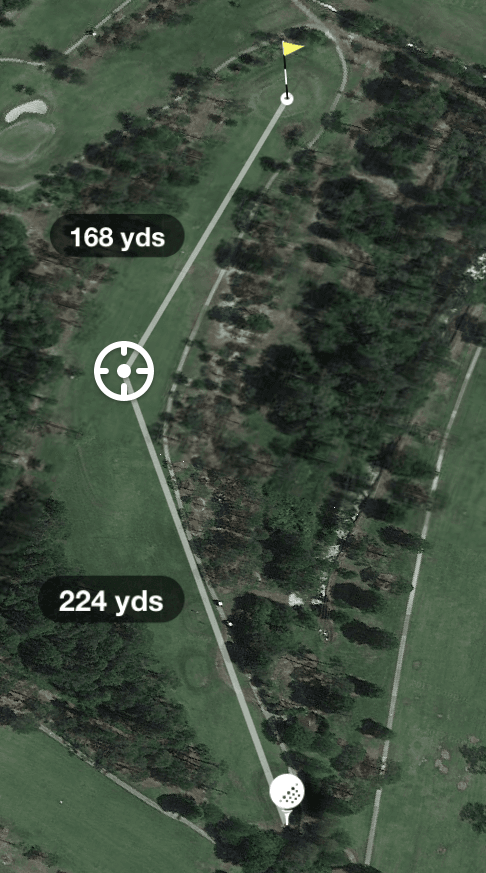 Hole 15 Par 4 392 Yards