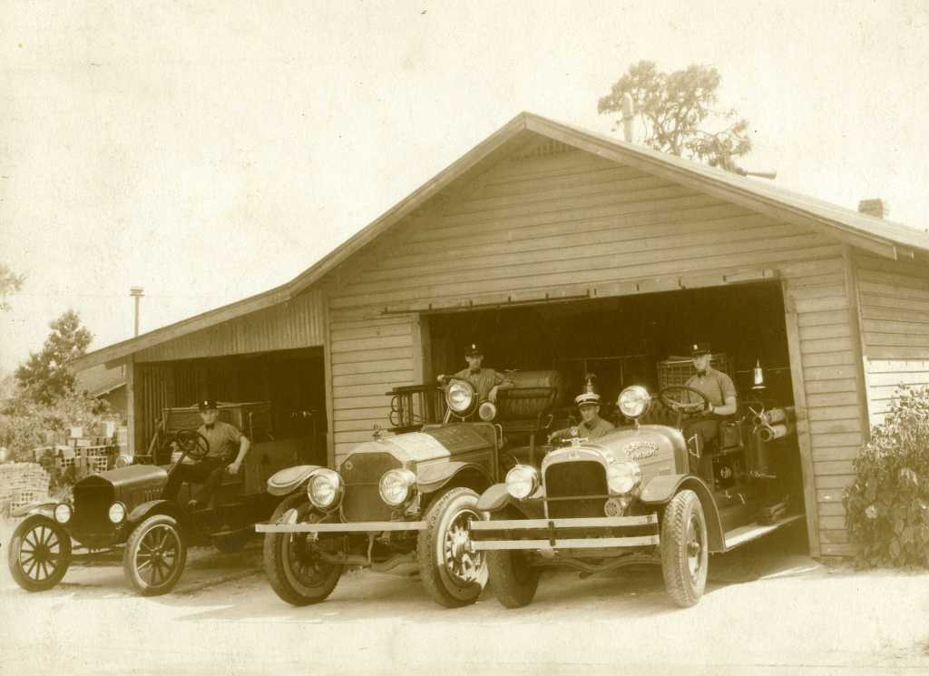 1922 Fire Station