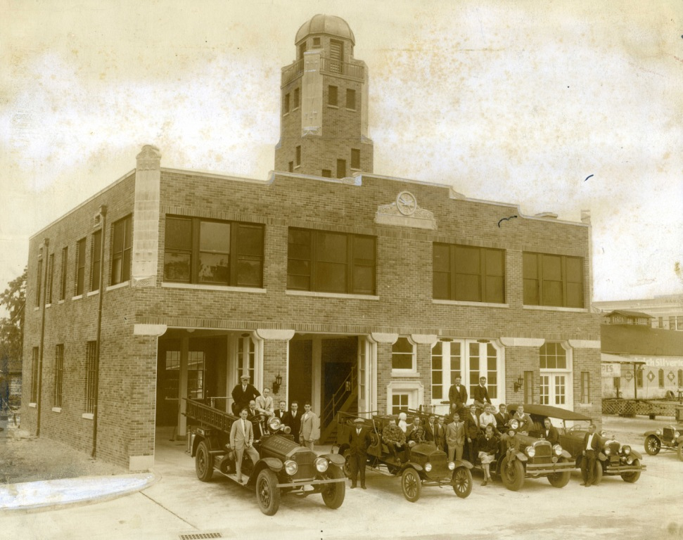 1927 fire Station