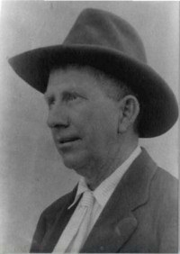 Isaac Dottery, Town Marshal 1917 - 1920
