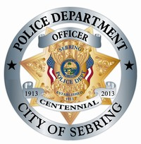 Sebring Police Department Logo